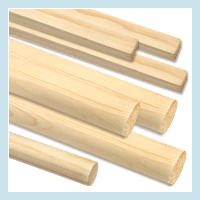 Dowel Sticks