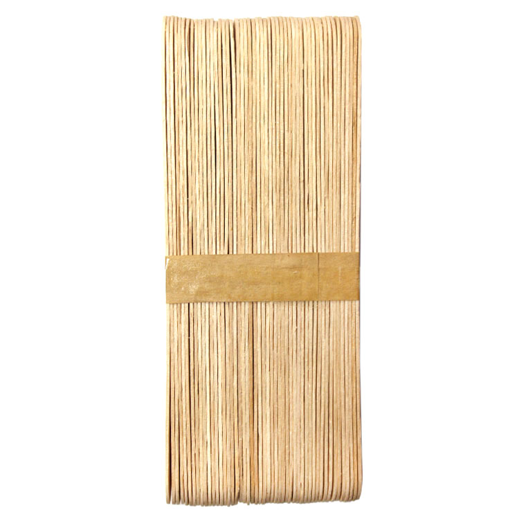 oversized 8 jumbo natural color wooden craft sticks