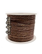 Jute Twine 2mm - Brown