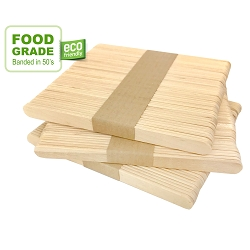 Standard Food Safe Sticks -Natural