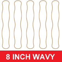 Wavy Sticks for Hand Fans