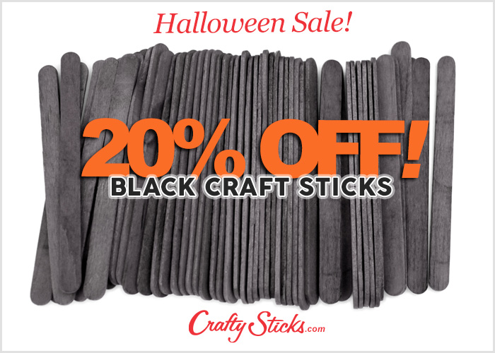 Welcome To Crafty Sticks Wholesale Craft Sticks For