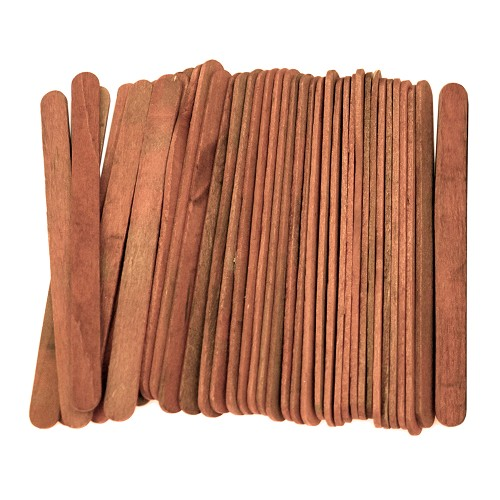 "4 1/2"" Standard Craft Sticks -Brown"