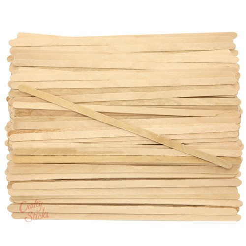 Wood Coffee Stirrer Sticks -50/Pack